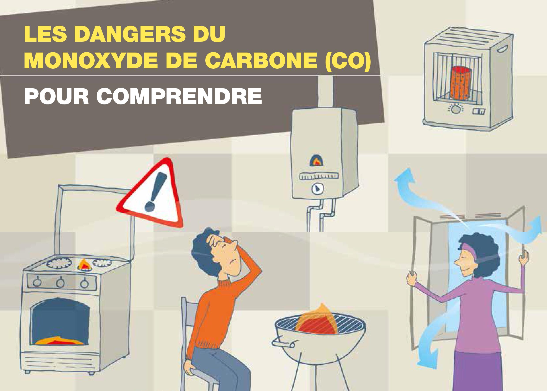 GLBio-Pour comprendre - Les dangers du monoxyde de carbone - Brochure